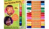 Groupon Goods: Long Lasting Twist-up Face Painting Sticks - 12 Color Set