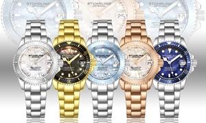 Stuhrling Women's Professional Dive Watch