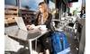 High Sierra XBT Business Backpacks