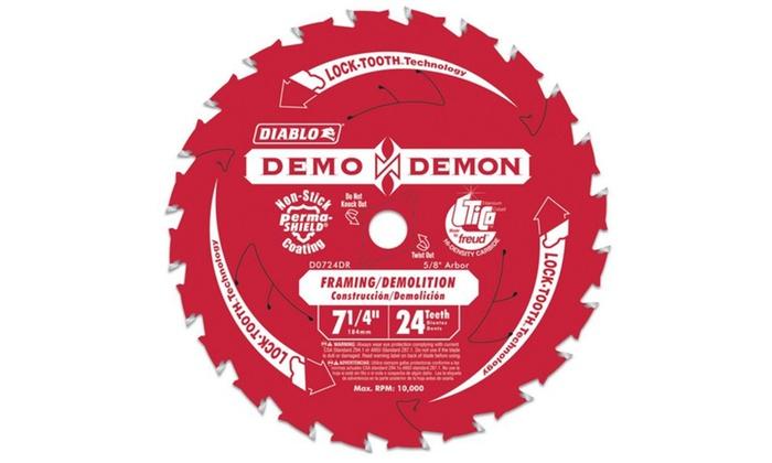 Bld Demon 7-1-4In 24t