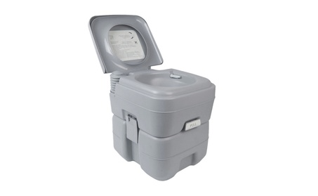 Portable Toilet Travel Potty Camping Commode Indoor-Outdoor 5 Gallon 3f056094-51b9-472a-8473-9dfd5d7db396