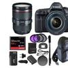 Canon EOS 5D Mark IV Camera w/ EF 24-105mm f/4L Is II USM Lens & 64GB