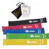 Limm Exercise Resistance Loop Bands - Set of 5, 12-inch Workout Bands