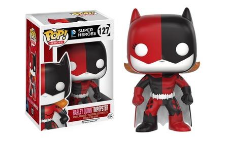 Funko POP DC Comics Impopsters Batgirl as Harley Quinn Vinyl Figure 5027e137-a00e-47dd-bae2-9a6aaebf1398