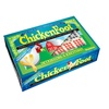 ChickenFoot Double 9 Color Dot Dominoes - Tournament Size