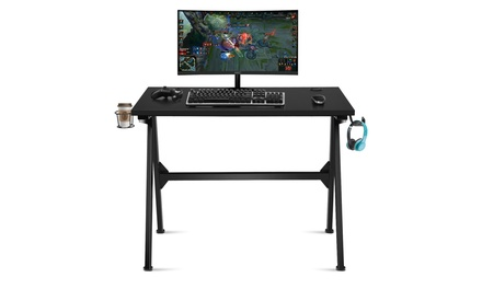 Costway Gaming Desk Home Office PC Table Computer Desk