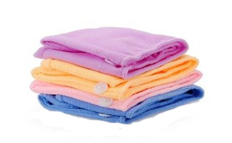 Good Quality Instant-Dry Microfiber Hair Towels 0600e00d-877d-496c-8df4-b5a41c1414b5