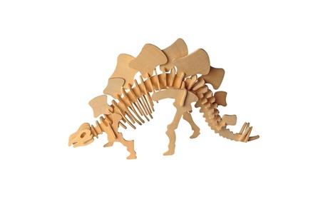 Big Stegosaurus Wooden Puzzle 8bd50b83-c0b9-4877-ba3e-307485bf4c02