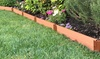 Classic Sienna Landscape Edging Kit, 16 ft. x 1 inch Straight Kit