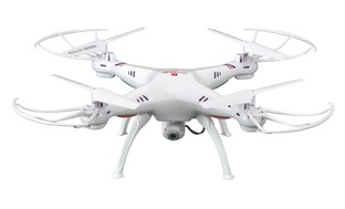 Dynamic Aerial Systems X4 Spartan 2.4GHz 4CH 6-Axis Quadcopter Drone