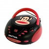 Paul Frank Stereo CD Boombox with AM-FM Radio