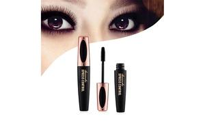 a9e0bf01c8f 4D Silk Fiber Eyelash Mascara Waterproof Eye Lashes