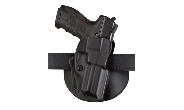 Safariland 5198-383-411 Open Top Combo Holster w/Detent