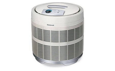Honeywell True HEPA Air Purifier 50250-S, White 99340205-cc13-4015-ab68-2cd1a5b402a0