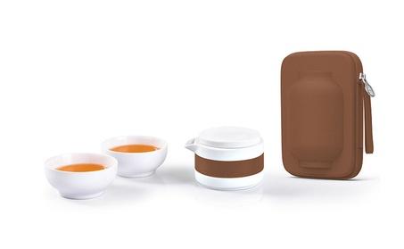 Porcelain Teapot Ceramic Portable Travel Gongfu Tea Bag Set Coffee Mug 49d4dcf9-e0fc-4faa-a346-4b539591bb93