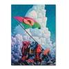 Eric Joyner 'IO Jima' Canvas Art