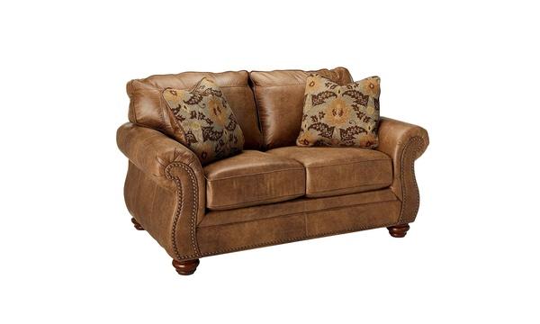 Ashley Furniture Signature Design - Larkinhurst Contemporary Loveseat