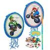 Mario Kart Wii Mario and Luigi Pinata Kit Party Supplies