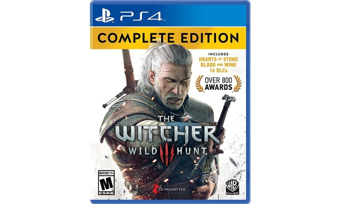 The Witcher 3: Wild Hunt Complete Edition for Xbox One or PS4 | Groupon