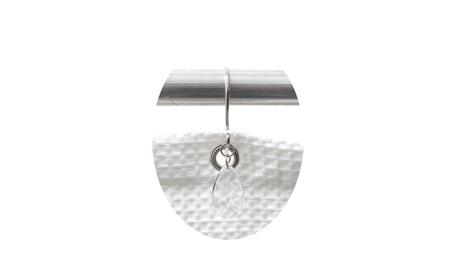 Prism Resin Shower Curtain Hooks in Super Clear d4162834-fa24-4e0b-8b0f-c38a278d9010