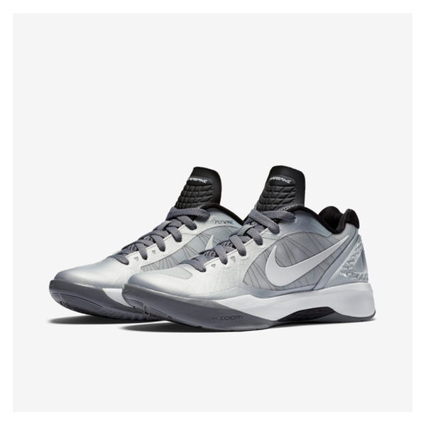 nike volley zoom hyperspike grey