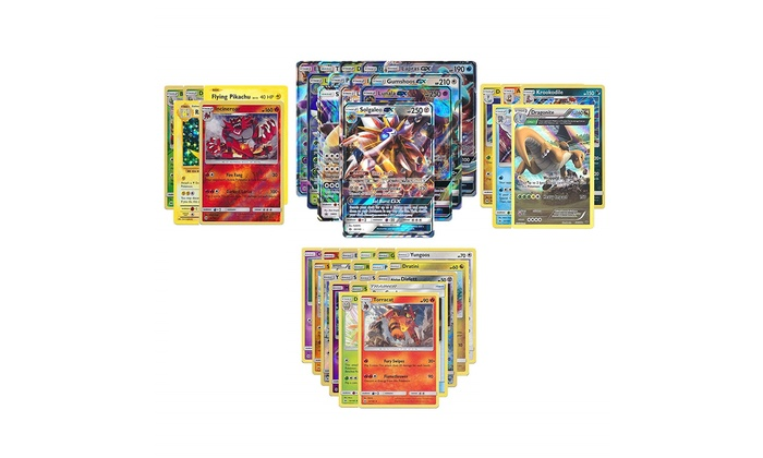 Up To 75 Off On Pokemon Tcg Ex Mega Rare C Groupon Goods