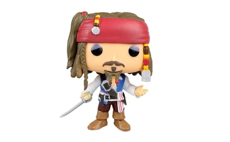 Pirates of the Caribbean Figures Toy Jack Sparrow Action Figures Doll 16257db0-42b9-4693-980e-8f939b5025a3