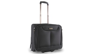 Pacific Coast - Rolling Laptop Business Briefcase