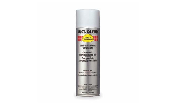 Rustoleum V2185-838 High Performance Cold Galvanizing Compound Spray