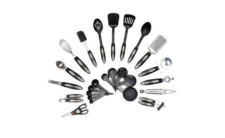 HULLR 25-Piece Kitchen Utensils Set bd767ac7-431b-430a-a77b-b4c6808bb24c
