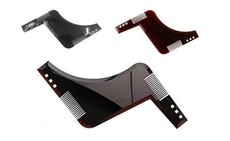 Multipurpose Premium Double Beard Shaping, Styling Template Comb Tool 7629425a-376b-49c1-8659-b6ec549fb5b5