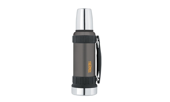 Thermos Work Series Vacuum Insulated Beverage Bottle-40 oz.