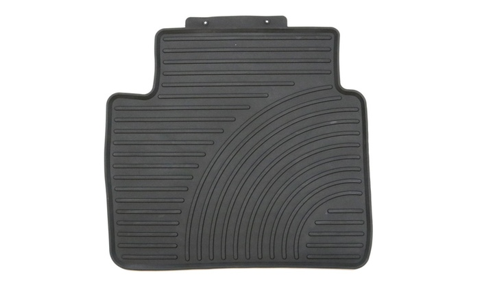 ... All Weather Floor Mats For Nissan Rogue 2014+ ...