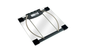 Remedy Digital Scale with Body Weight, Fat, and Hydration Monitor