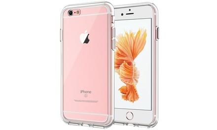 SuprJETech Bumper Case for Apple iPhone 6/6s/7/8, iPhone 6/6s/7/8 Plus