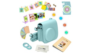 Fujifilm Instax Mini 9 instant Camera Accessories Kit -12 PCS