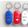 2Pack LED Light Key Finder Locator Keychain Sound Control Whistle