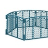 Versatile Play Space Gate, Teal