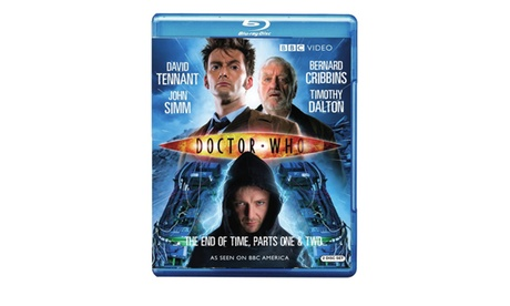Doctor Who: The End of Time, Part One and Two (BD) dacd49a0-981c-4a2a-859d-160b1fc1a9c4