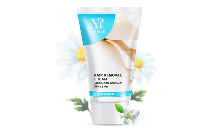 Powerful Permanent Hair Removal Cream Stop Hair Growth Inhibitor