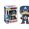 Marvel The Avengers Age Of Ultron Captain America Vinyl Figure Toy