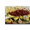 Giovanna Garzoni Cherries and Carnations Canvas Print 16 x 24