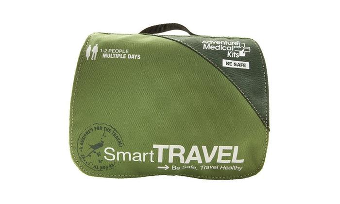 AMK Smart Travel Kit Olive Drab Green | Groupon