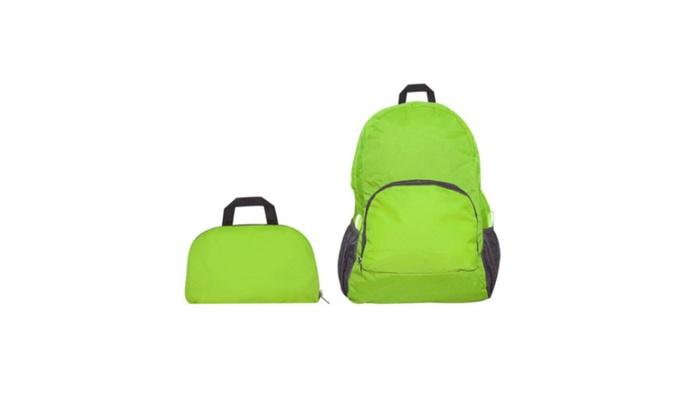 Camping Rucksack Unisex Sports Waterproof Foldable Backpack Hiking Bag
