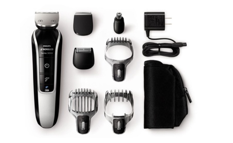 Philips Norelco Multigroom 5100 Grooming Kit - 18 Length Settings b3579b48-9e29-42a2-8684-272f571413e3