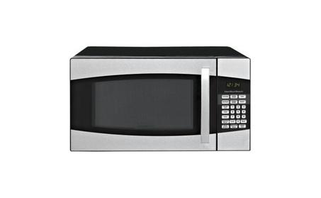 0.9-cu. ft. Microwave Oven, Black 20e6c5d6-0fad-4cfd-a61a-e59b415c339f