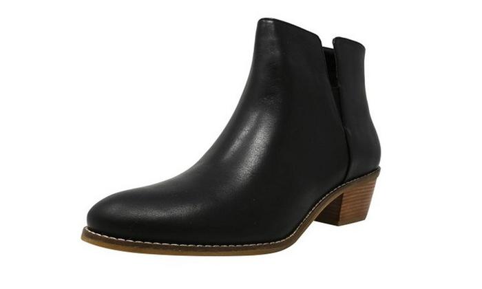 Bargain Hunters Pro LLC: Cole Haan Women's Abbot Bootie Leather Black