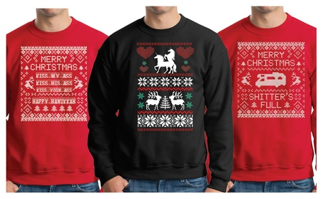 Nordic pattern Ugly Christmas Sweater