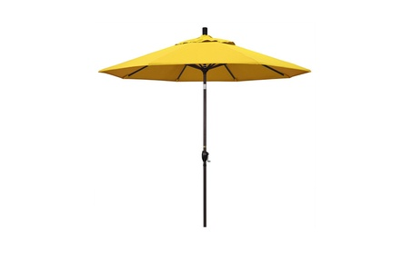California Umbrella GSPT908117-F25 9 ft. Aluminum Market Umbrella fd7903f1-472b-4b34-856b-6ba9d75a8519