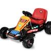 Goplus Electric Powered Go Kart Kids Ride On Car 4 Wheel Racer Buggy